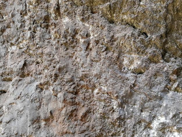 Texture de fond de roche de montagne.