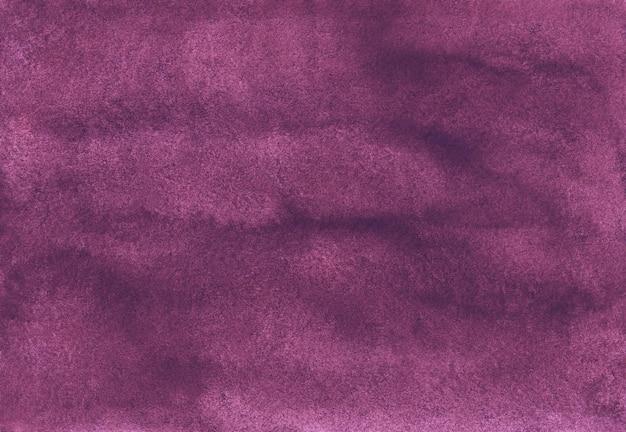 Texture de fond rose foncé vintage aquarelle