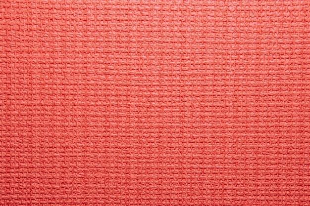 Texture de fond rouge.