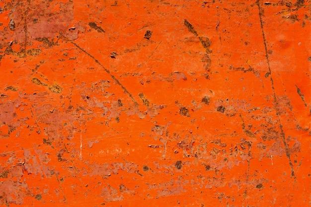 Texture de fond de rouille de surface métallique de fer