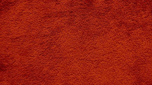 Texture de fond de tapis rouge.