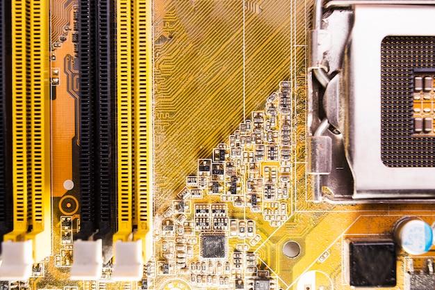Texture de fond de technologie