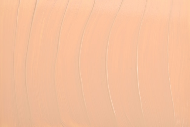 Texture de fond de teint liquide