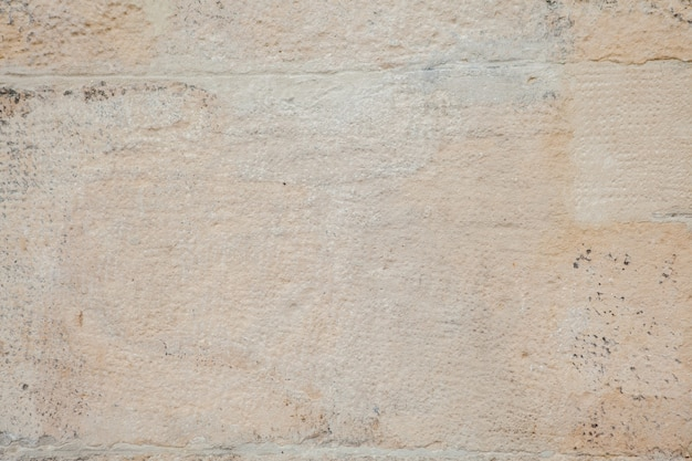 Texture de fond de texture de mur de grès artistique gros plan.