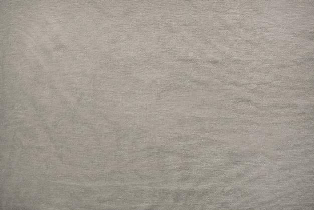 Texture de fond de tissu gris foncé