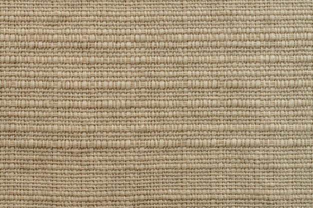 Texture de fond de tissu marron