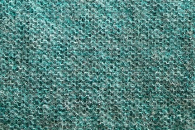 Texture de fond de tissu tricoté