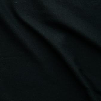 Texture de fond de vagues de tissu - gros plan d'un fond textile