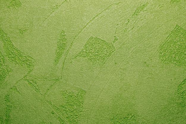 Texture de fond vert.