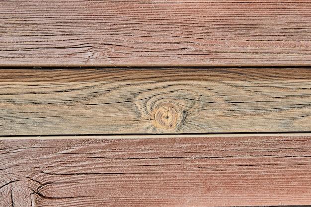Texture de fond de vieilles planches de bois en haute résolution.