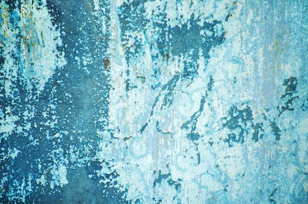 Texture de fond vieux mur bleu