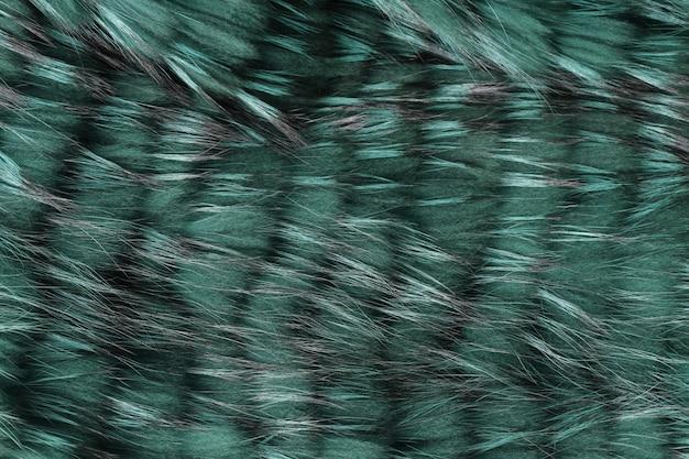 Texture de fourrure de renard naturel