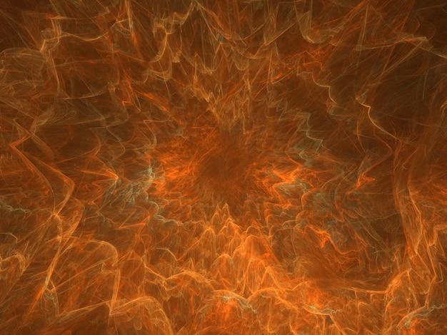 Texture fractale luxuriante imaginative image générée abstrait