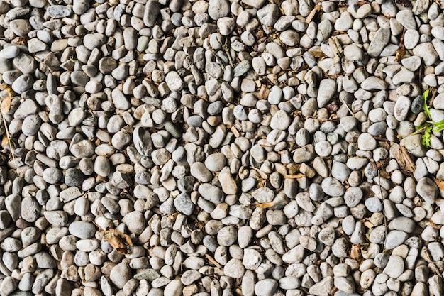 Texture de galets comme image de fond