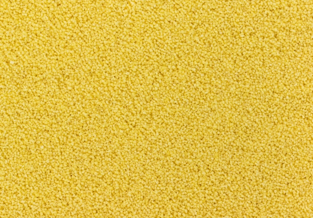 Texture de grain de couscous