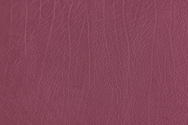 Texture de grain de cuir rose
