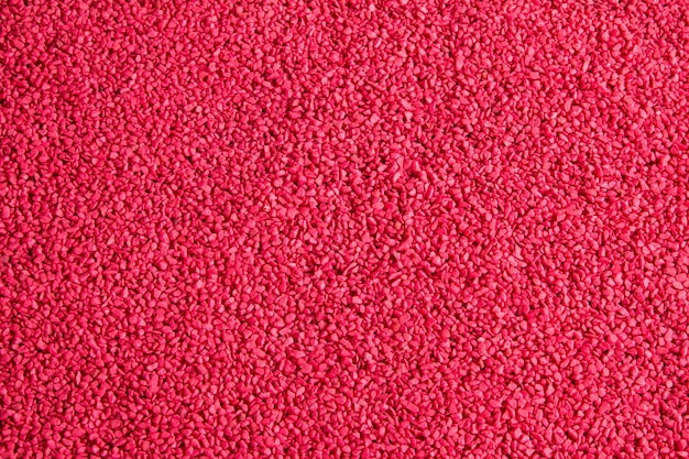 Texture gravier rouge