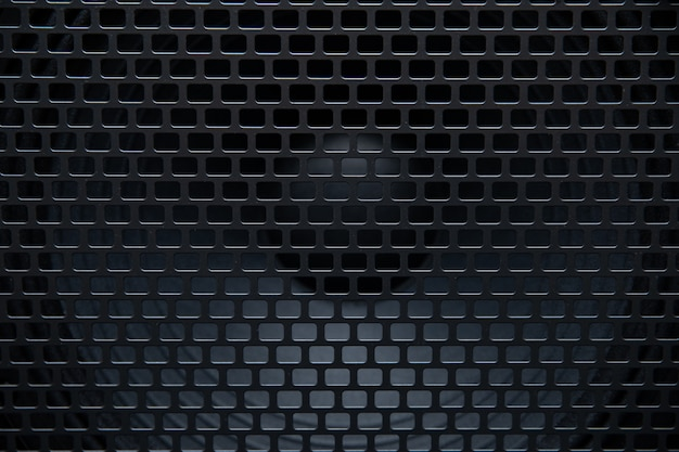 Texture de grille pour le fond