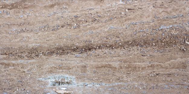 Texture grise de haute qualité de fond de pierre naturelle, de marbre ou de travertin