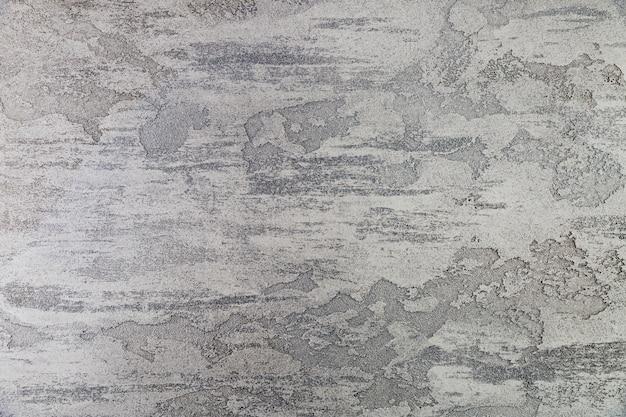 Texture grossière sur mur en béton