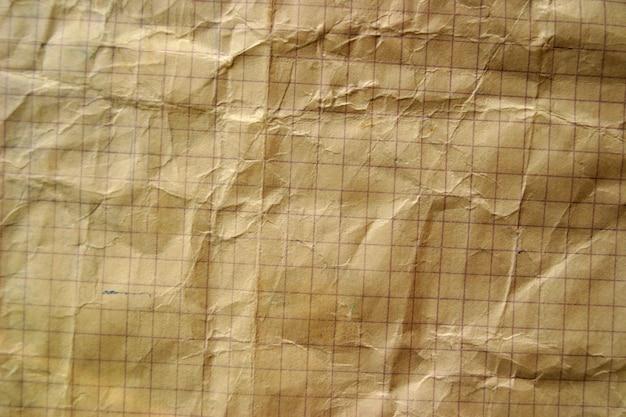 Texture grunge de cahier