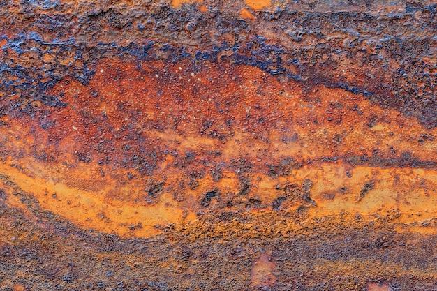 Texture grunge en métal