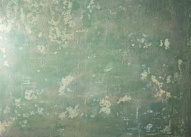 Texture grunge verte de béton