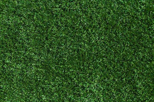 Texture de l'herbe artificielle