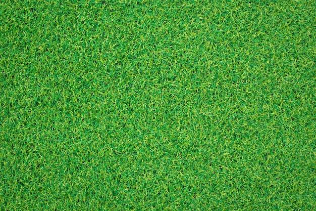 Texture d'herbe verte artificielle pour le fond