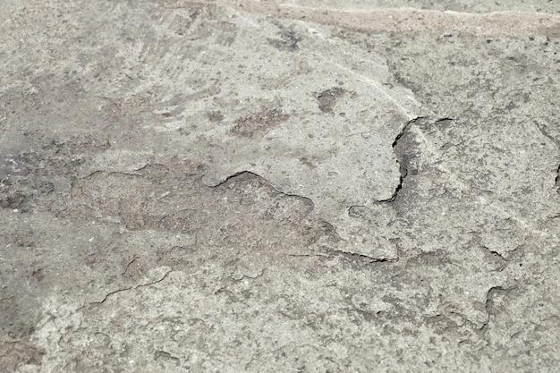 Texture horizontale du fond de texture de sol en béton