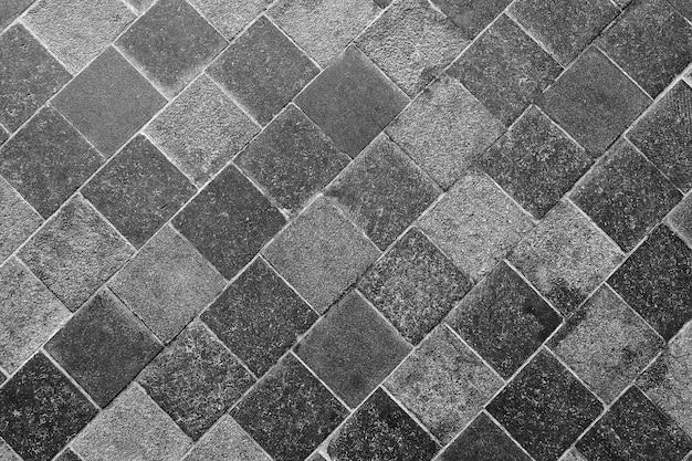 Texture horizontale du sentier gris ardoise