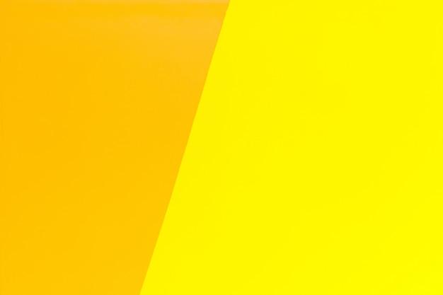 Texture jaune et orange. mur coloré détail de l'intérieur