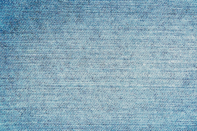 Texture jeans bleu, fond denim, blanc
