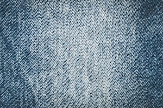 Texture de jeans avec espace de copie