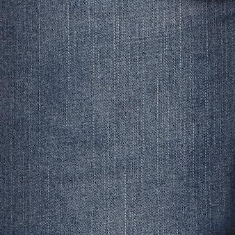 Texture de jeans, tissu bleu, fond de jeans
