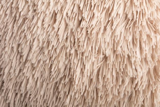 Texture de laine artificielle, fourrure douce pour meubles, textiles. fond, texture