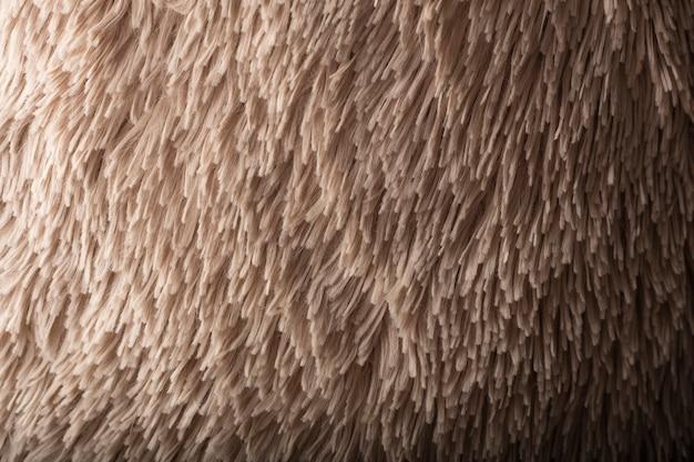 Texture de laine artificielle, fourrure douce pour textiles. fond, texture