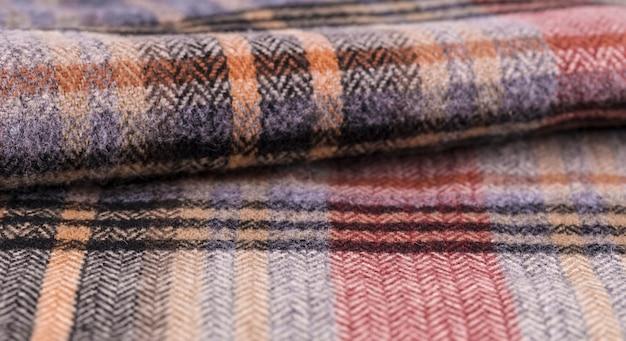 Texture de laine à tricoter