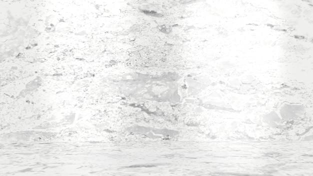 Texture de marbre blanc avec fond naturel.