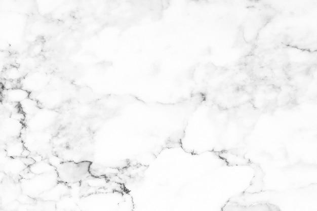 Texture en marbre blanc avec motif naturel pour le travail d'arrière-plan ou d'art de conception.