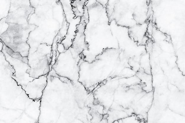 Texture marbre blanc avec motif naturel