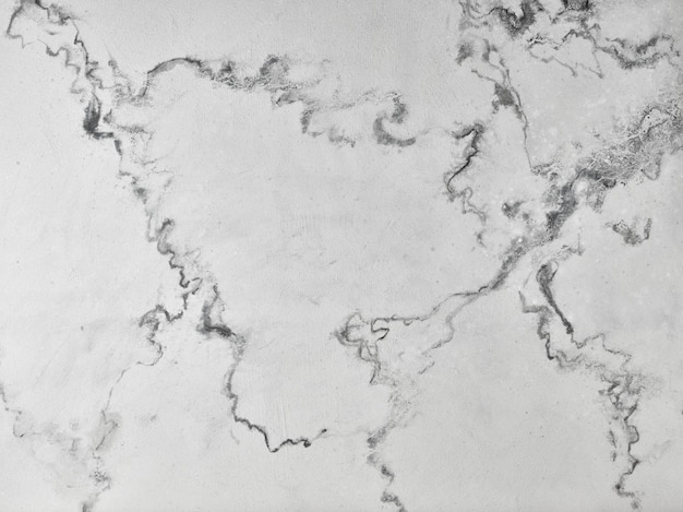 Texture de marbre blanc très détaillée
