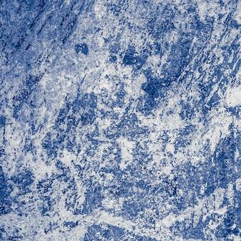 Texture de marbre bleu, fond de papier abstrait. mur en pierre peinte,