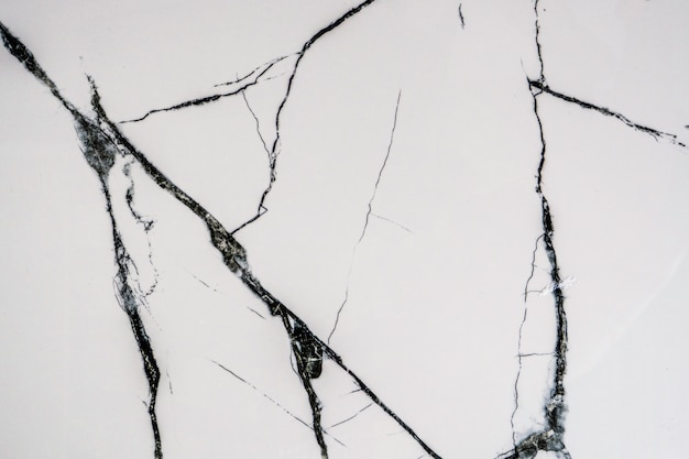 Texture de marbre couleur blanche ou noire et fond grunge