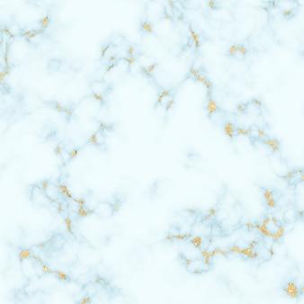 Texture de marbre détaillée élégante avec des reflets dorés