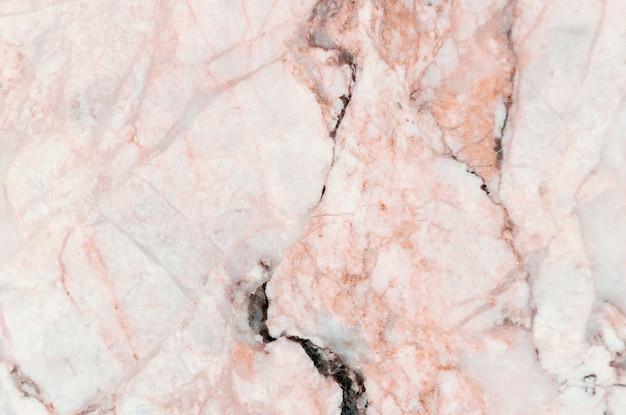 Texture de marbre rose blanc
