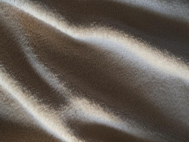 Texture matérielle colorée de gros plan