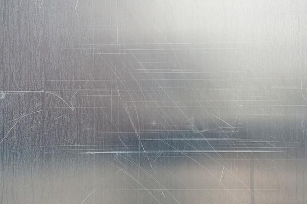 Texture en métal brossé