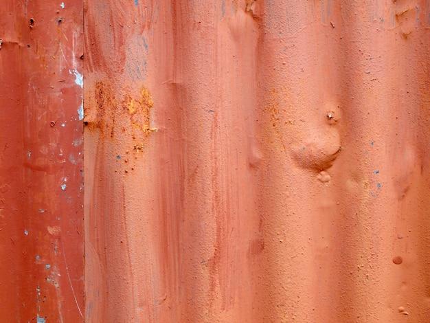 Texture de métal grunge galvanisé au zinc