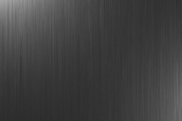 Texture en métal noir